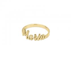 M00221 - Anillo Miala dorado
